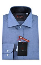 FILRUS FIRENZE Chambray 001 Shirts