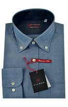 FILRUS NEVADA Chambray 001 Shirts